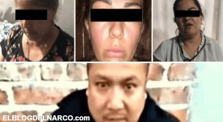 """Liberan a mamá, hermana y prima de """"El Marro"""" del Cártel de Santa Rosa de Lima"""