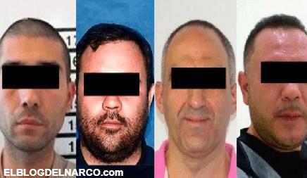 """Los 4 hombres clave de """"El Mencho"""" y el CJNG ya han sido capturados y enviados con los gringos"""