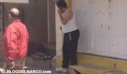 Sicarios aprovechan día de descanso de elemento de la FSPE y lo ejecutan en centro de Cortázar