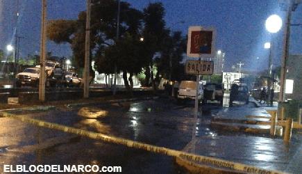 Sicarios de El Marro atacan y ejecutan a 3 policías y hieren de gravedad a otro más en Silao