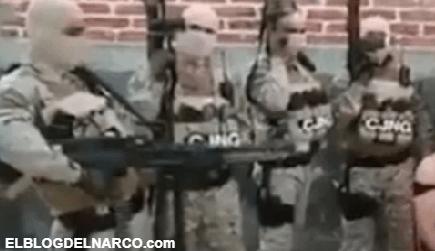 Cártel Jalisco Nueva Generación y Cárteles Unido disputan a muerte la plaza de Michoacán