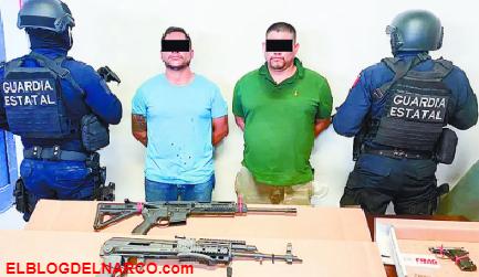 Captura la Marina a operadores del CJNG en Baja California