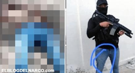 El Guacho, miembro del CJNG en Michoacán compartía fotos en Facebook, se expuso y lo quebraron horas despues