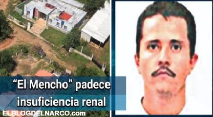El Mencho construyó su propio Hospital, solo pueden atenderlo a él por su insuficiencia renal