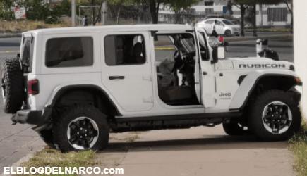 FOTOS Sicarios en Convoy arman balaceras esta mañana en distintas parte de Culiacán