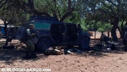 Grupo de seis sicarios se envalentonan y se enfrentan en Magdalena de Kino, Sonora