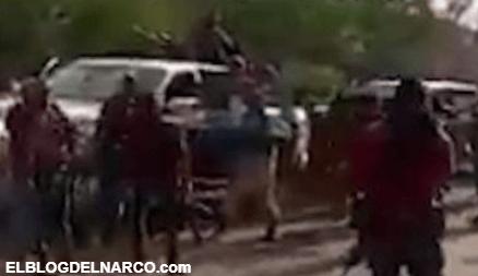 La guerra entre el CJNG y Los Viagras desplaza a todo un pueblo de Michoacán