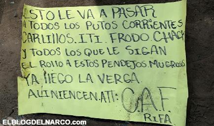 Balacera entre el Cártel Arellano Félix y Policías deja como saldo 3 Sicarios muertos en Tijuana