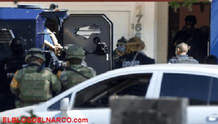 Cae en Culiacán a El Dany encargado del procesamiento de Fentanilo en el Cártel de Sinaloa