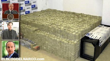 Confirma que con el dinero del chino Zhenli Ye Gon no se construyó nada como lo afirmó Calderón