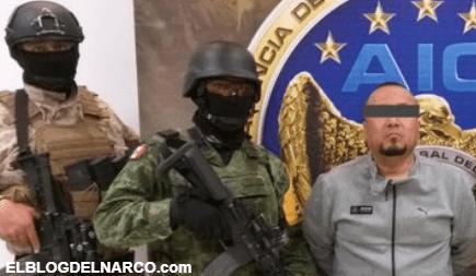 """El """"Marro"""" es acusado por delitos de delincuencia organizada y seguirá preso tras la investigación"""