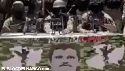 El CJNG tiene rodeado a El Abuelo y los Cárteles Unidos preparan ataque en Michoacán