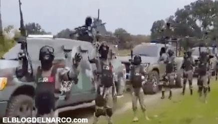 El CJNG usa drones y cargados con explosivos C4 para atacar a rivales