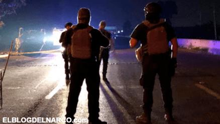 Enfrentamiento entre Sicarios y Policías deja 6 criminales muertos en la carretera de Guanajuato