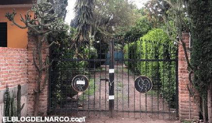 Esta fue la última residencia de José Antonio Yépez Ortiz, El Marro del CSRL
