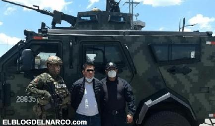 """Este es """"El Dany"""" el encargado de procesar fentanilo para Cártel de Sinaloa"""