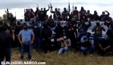 Integrante del Cártel de Santa Rosa de Lima se esconden en SLP tras la guerra con el CJNG