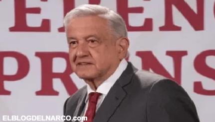 """López Obrador afirma que México era """"narco-estado"""" en tiempos de Genaro García Luna"""