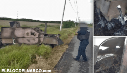 Narcoviolencia en Nuevo Laredo, el Ejército abatió a 8 sicarios del Cártel del Noreste