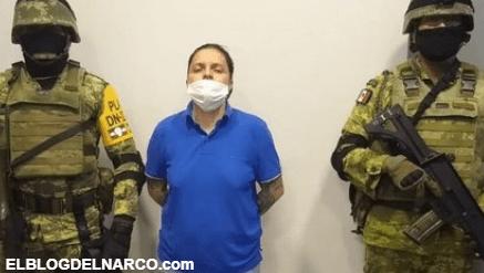 Procesan por ejecución a La Teniente líder de halcones del Cartel del Noreste
