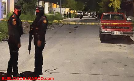 Sicarios ejecutan a cuatro jóvenes en casa de Ciénega de Flores, Nuevo León