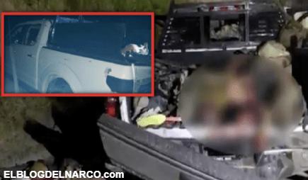 "VIDEO ""Está vivo...mátalo"", la orden de un MILITAR durante tiroteo de Nuevo Laredo"