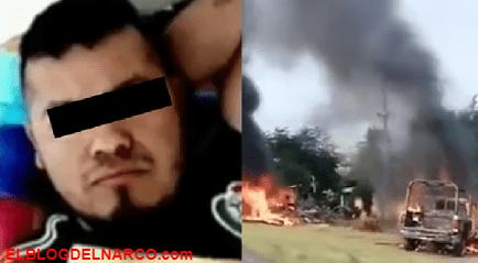 """Cae """"El Jaguar"""", líder del CJNG, habría participado en la emboscada contra policías estatales en Michoacán"""