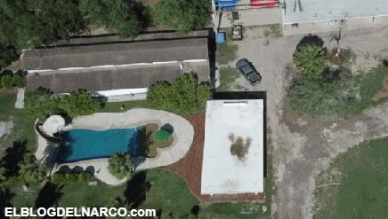 Decomisan rancho de lujo en Matamoros de El Vaquero líder del Cártel del Golfo