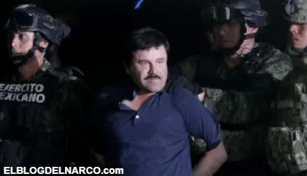 """""""El Chapo"""" Guzmán admiraba a Trump y despreciaba a Obama, dice su abogado"""
