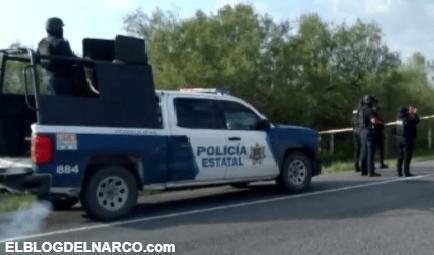 Sicarios del CDN Atacan a policías de Fuerza Civil en NL; hay 3 lesionados y sicario abatido
