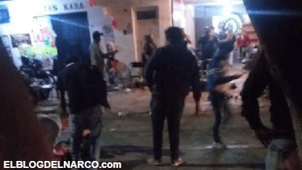 Sicarios llegan a velorio en Morelos, rafaguea a asistentes y mata 6 jóvenes, hay al menos 15 heridos