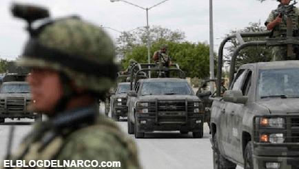 Soldados abaten a 6 Sicarios de La Tropa del Infierno del Cártel del Noreste en Nuevo Laredo