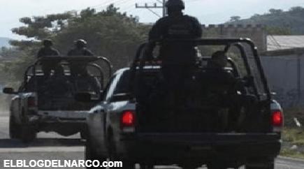 Soldados al servicio de Carteles Unidos arman operativo por tierra y aire contra el CJNG en Michoacán