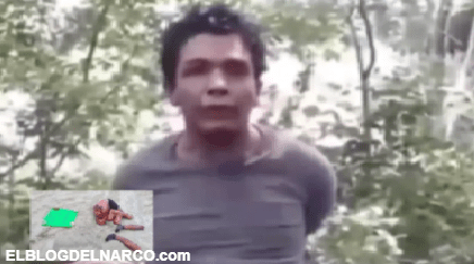 VIDEO Guerreros Unidos interrogan y descuartizan a halcón del Cártel de Los Tlacos
