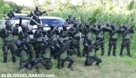 """Video donde """"La Vieja Escuela"""" anunció su llegada a Guerrero, """"Nos dedicamos al narcotráfico"""""""