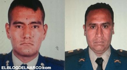 Capturan en Tamaulipas a 2 tenientes que llevaban armas para Los Zetas