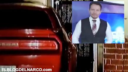 Ejecutan a Arturo Alba Medina de 11 balazos a conductor delCanal 6 de Multimedio