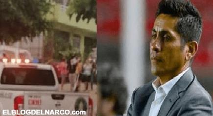 Ejecutan a Enrique Campos en Guerrero a primo de Jorge Campos