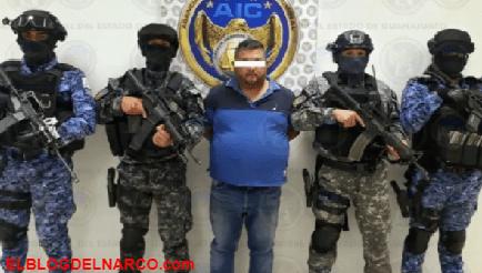 El Azul, sucesor del Marro en el Cártel de Santa Rosa de Lima, es vinculado a proceso por varios delitos