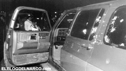 El Mayo escoltado por Federales y Ramón Arellano por Estatales se dieron un topón en Tijuana