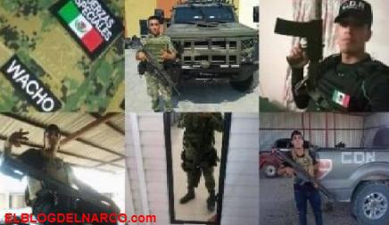El Wachito efectivo del ejército, en sus días libres integrante del CDN, el Miércoles fue abatido por sus compañeros tras traicionar a la Patria