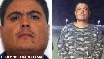 El celular de Santiago Mazari Miranda, aliasEl Carrete exlíder el Cartel de Los Rojos