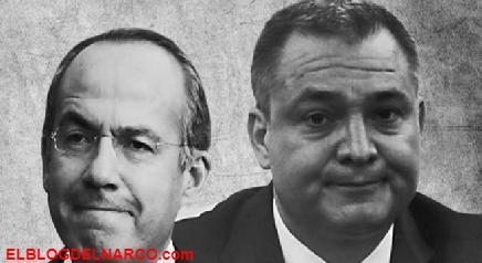 """El día que el """"Mayo"""" y los Beltrán Leyva acordaron sobornar a Calderón para designar a García Luna"""