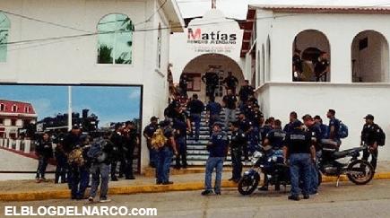 Grupo armado libera de cárcel a detenido por asesinato de una mujer en Oaxaca