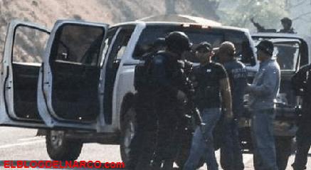 Mas información, Emboscan a Policías de Investigación en Queréndaro, Michoacán
