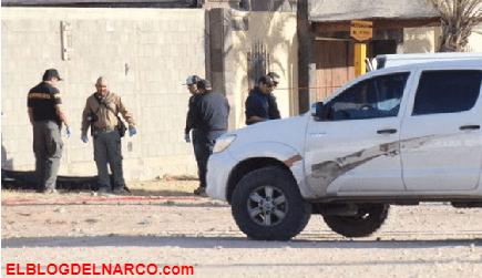 Otra masacre ahora en Chihuahua, Grupo Armado levanta y ejecuta a 8 jovenes, 2 mujeres