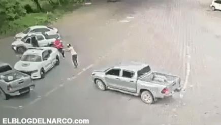 Video donde Sicarios del Cártel de Sinaloa levantaron a mando de Guardia Nacional