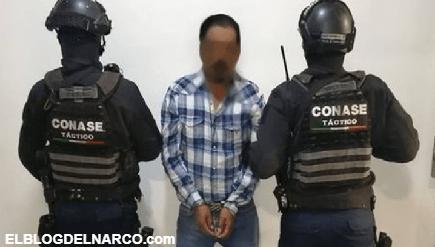 """Así cayo el peligroso líder de """"Los Talibanes"""" y objetivo prioritario de las autoridades de Zacatecas"""