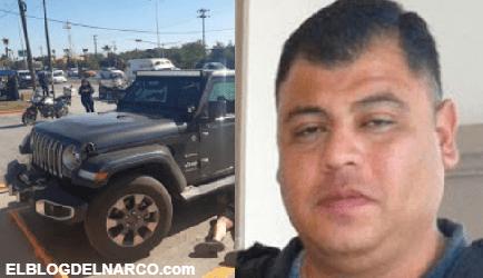 Caen los sicarios del Cártel del Noreste que ejecutaron al coordinador de la policía estatal en Reynosa