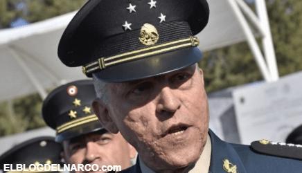 Desechan cargos contra el Ex Secretario de la Defensa Cienfuegos para que sea investigado en México